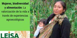 El trabajo de la Alianza de Mujeres en Agroecología