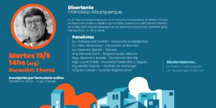 """Albuquerque """"Lineamientos para la discusión de una agenda de reconstrucción económica, social, ambiental e institucional"""""""