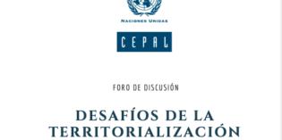 Desafíos de la Territorialización de la Agenda 2030 en América Latina y el Caribe