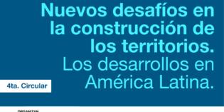 4ta Circular – II Congreso Internacional Desarrollo Territorial