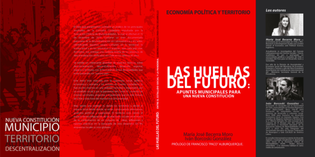 """""""Las huellas del futuro. Entre el estallido social y la pandemia…"""", nuevo libro con prólogo de Francisco Alburquerque"""