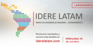 La UTN Buenos Aires lanzó el primer Índice de Desarrollo Regional Latinoamericano