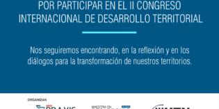 Finalizó el II Congreso Internacional de DT