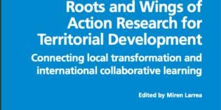 Nuevo libro de la Serie #DesarrolloTerritorial sobre investigación acción y aprendizaje colaborativo internacional