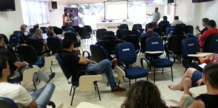 Realizan primer taller de proyectos del curso a agentes